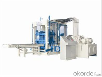 Quality best,QT 6-15A Fully Automatic Block Machine
