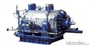 CHTDHorizontal, ultra-high-pressure barrel casing pump