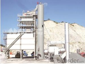 Asphalt mixing plant,Highly efficient and reliable drying drum
