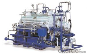 CHTR,Horizontal, high-pressure barrel-type pump