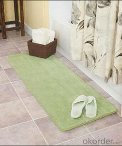 Door Mats, Made of Natural Maize, Moisture-proof, Environment-friendly, Come in Various Sizes