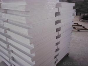 PVC Faced Gypsum Ceiling Tiles for Decoration