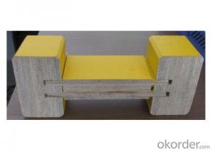 H16 Pine Wood Beam for Concrete Form Work