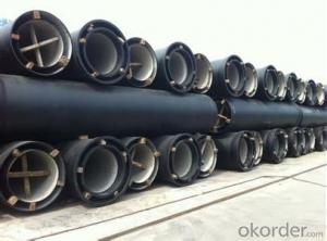 DUCTILE  IRON PIPES  AND PIPE FITTINGS K9 CLASS DN100