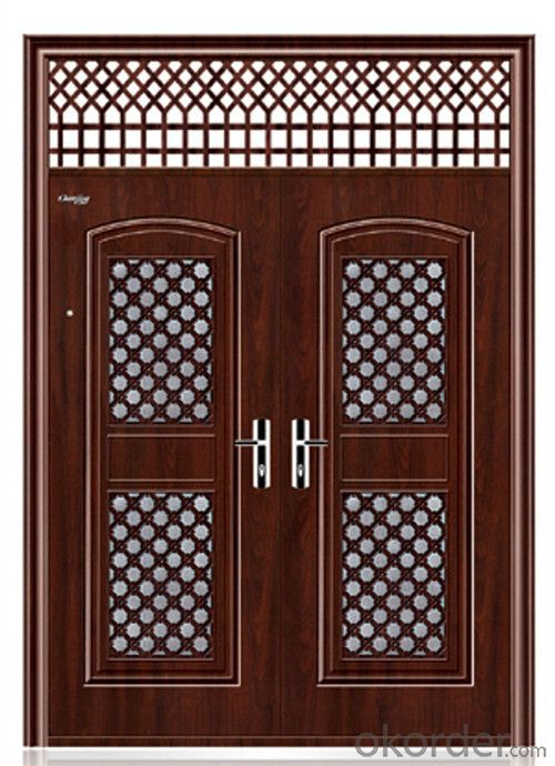 security steel door with new model and high quality