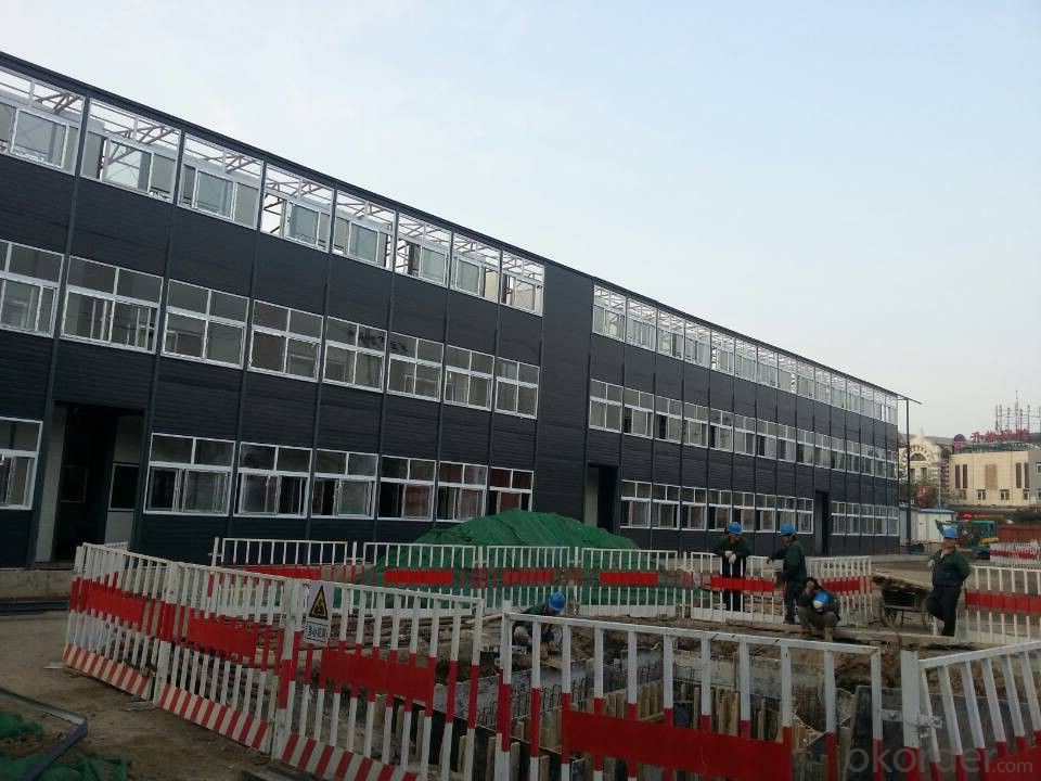 Hight quality  Labor Integration Prefabricated Houses Made in China