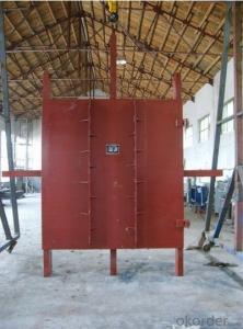 Zhongmei brand Fire gate for underground mining