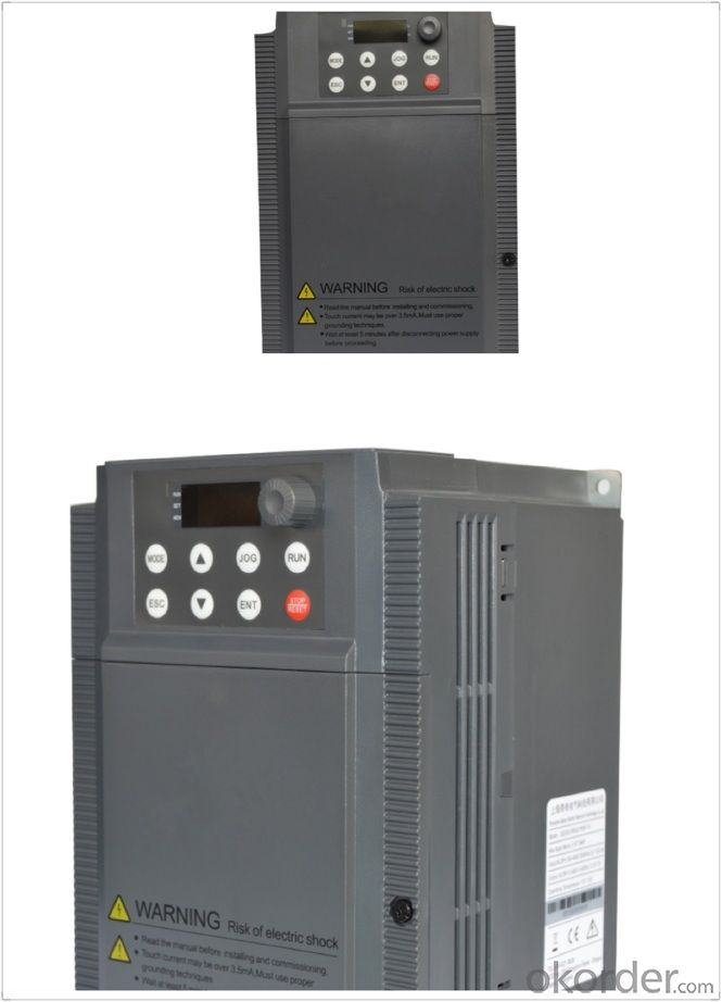 Frequency Inverter Single-phase 220V class 1.2KW