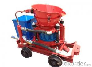Zhongmei brand PZ-5B Explosion-proof Shotcrete Machine