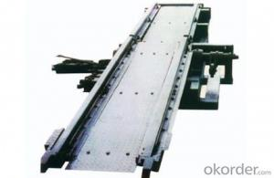 Zhongmei brand shake cradle used for coal mining