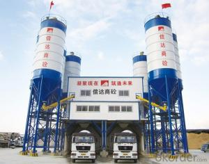 Commercial Concrete Batching Plant/ Concret mixing plant
