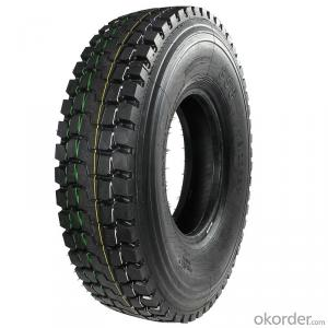 Truck Tire 445/65R22.5 All steel radial, first class quality guaranteed
