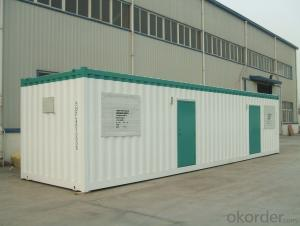 Container House Sandwich Panel Steel Structure