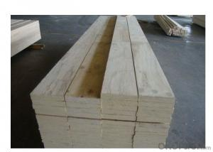 LVL  Wood Plank  for Furniture  and  Door Frame Use