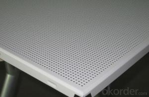 fireproof aluminum mobile home ceiling panel