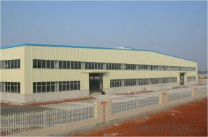 Steel Structure Sandwich Panel Workshop