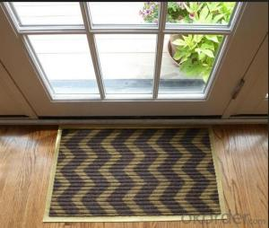 Fabric Door Mats, Environment-friendly,Various Sizes