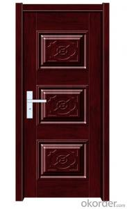 Cheap Steel Security Door with good quality