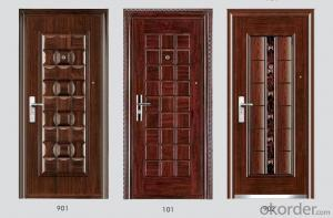 Steel Security Doors with Good Prices and Different Designs