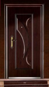 Steel Security Doors from China with Good Prices