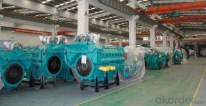 800-1800KW China JDEC Generator desiel 700