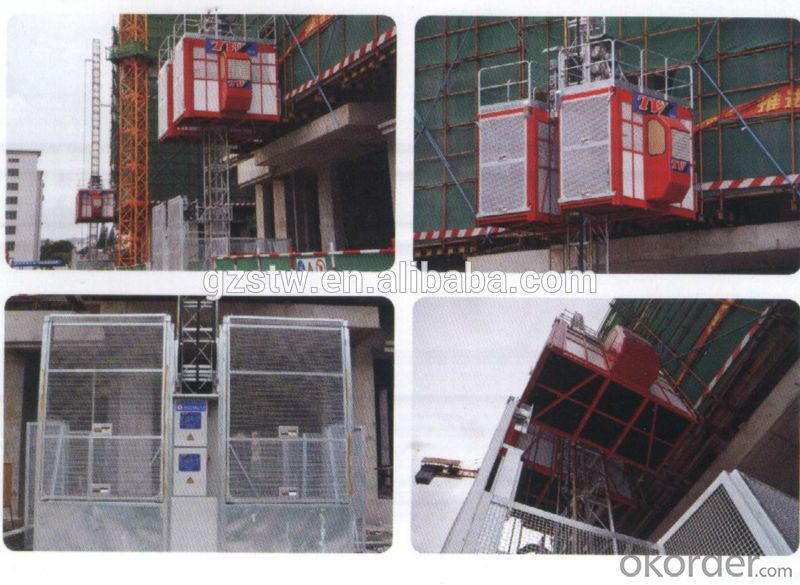 SC150/150 hoist lift