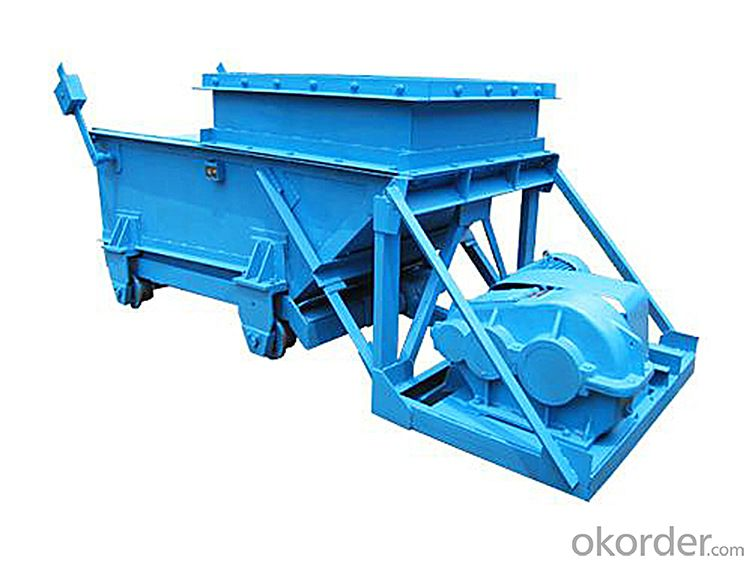Zhongmei brand Reciprocating Coal Feeder