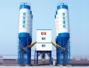 High-speed Rail Dedicated Batching Plant
