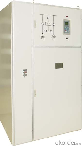 High Medium Voltage Drive 4.16KV 3500KW VFD