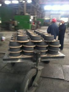 DUCTILE  IRON PIPES  AND PIPE FITTINGS K7 CLASS DN450