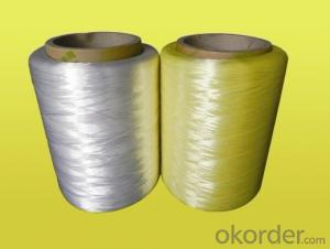 Waterblocking Yarn Polyester Fabric of Optical fiber cable