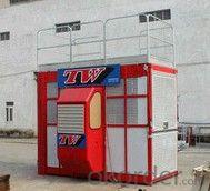 0-46m/min eletric hoist lift machine SC150G