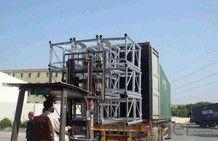0-63m/min SC120G construction material elevator