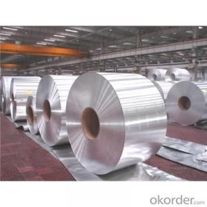 Aluminium Plain Foil Jumbo Roll For Food Container Application