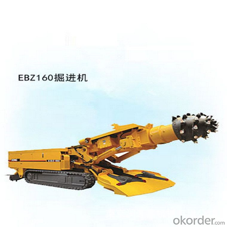 Zhongmei brand Tunnel Boring Machine for mining