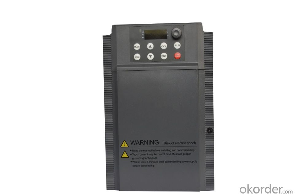 Frequency Inverter Single-phase 220V class 0.75KW
