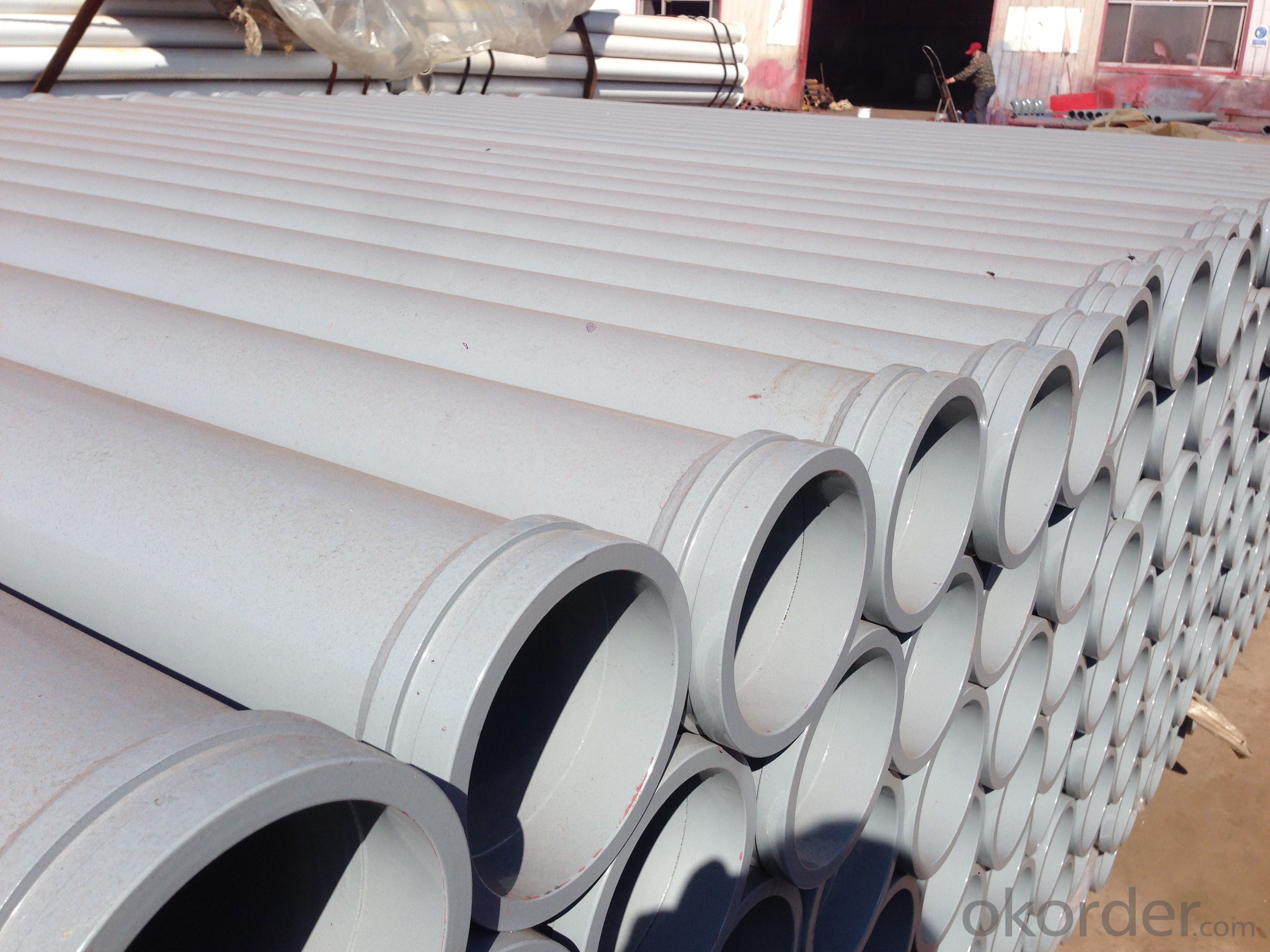 CONCRETE PUMP Delivery pipe 3 M*DN125*6MMThickness