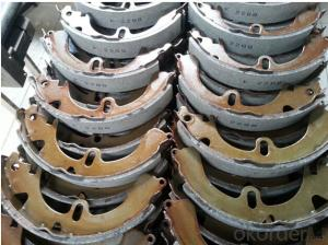 Car Brake Shoe For CHEVROLET