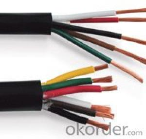 Multiple-core Cable for Automobiles insulated wires