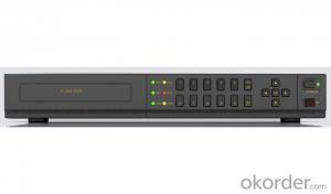 4CH 960H Real Time H.264 DVR H4804BD with All Basic Functions