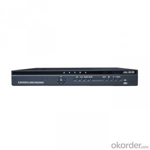Standalond Digital Video Recorder DVRNT-D8124-H3(H3)