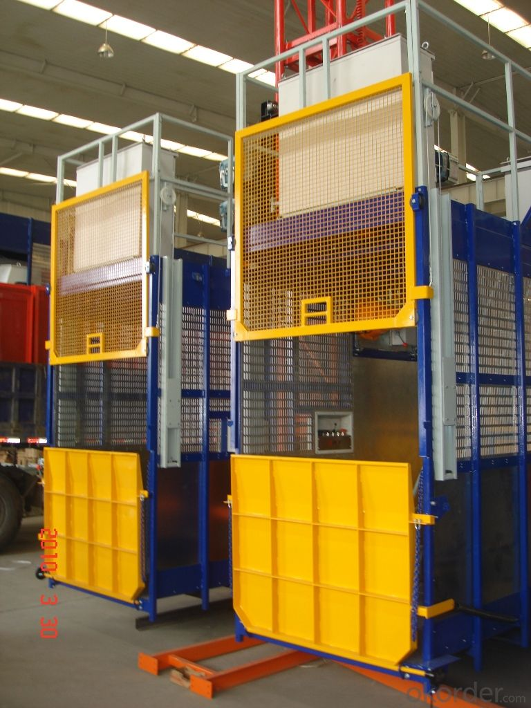 one cage SC120 lifting equipment