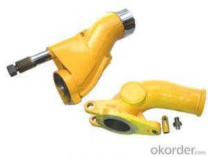 DN230 S valve  for  Putzmeister Concrete Pump