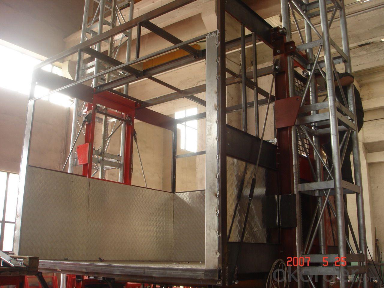 construction hoist / builder's hoist/building hoist/SCD500