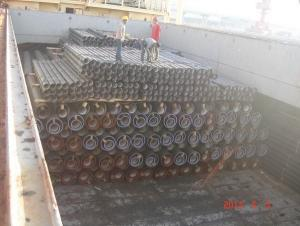 DUCTILE  IRON PIPES  AND PIPE FITTINGS C CLASS DN600