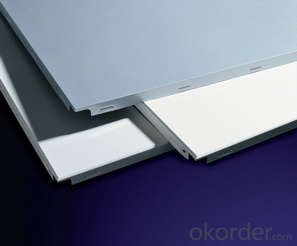 brushed aluminum cladding wall bulding material