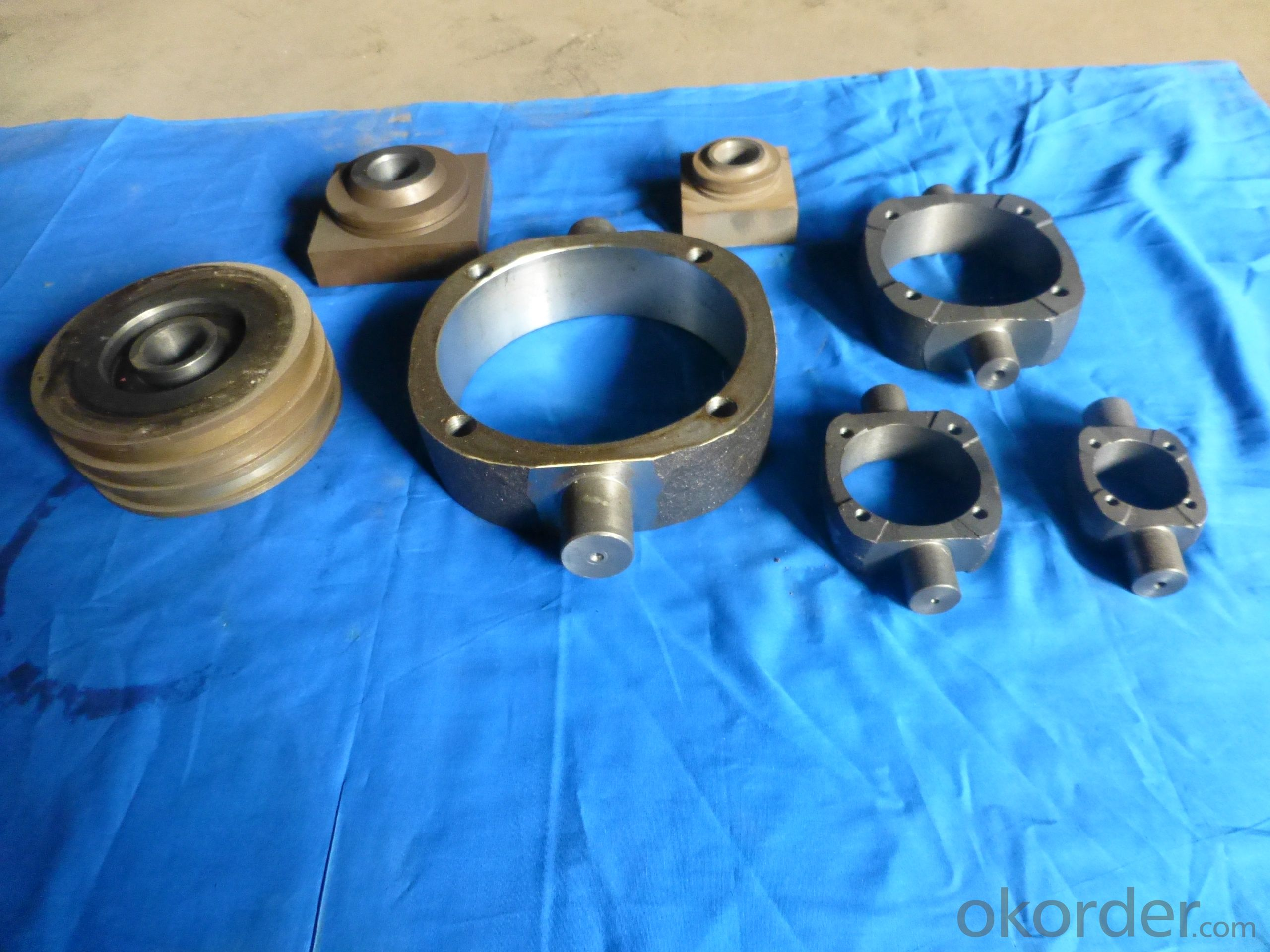 Pneumatic Parts Used for Machine and Engine Casting Parts
