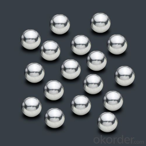 BEST QUALITY OF STAINLESS STEEL BALL WITH LOW PRICE
