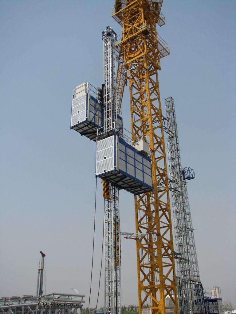 construction hoist / builder's hoist/building hoist/SC320/320-2