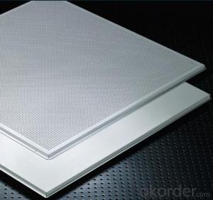 colorful aluminum cladding wall bulding material